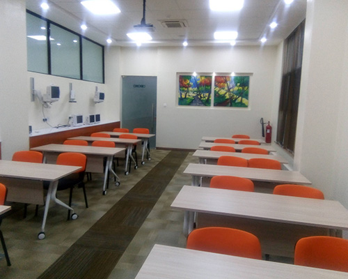 FOR FIT OUT FOR NIHON KOHDEN ROSHANMAER PLACE ON LENANA ROAD - GROUND FLOOR
